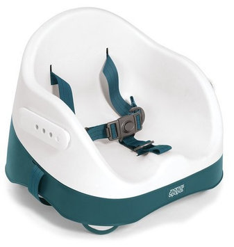 Mamas & Papas Baby Bud Feeding Booster Seat - Teal