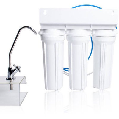 Apex Water Filters 3 - Stage Under the Counter Water System Lead Removal