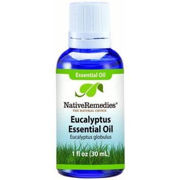 Aswechange NativeRemedies Eucalyptus Leaf Essential Oil 30mL, 30 mL