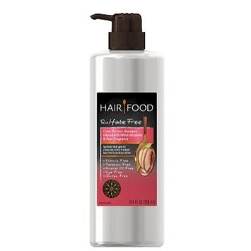 Hair Food Sulfate Free Color Protect Shampoo Infused with White Nectarine & Pear Fragrance 17.9oz, pack of 1