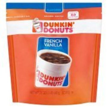Dunkin Donuts French Vanilla Coffee 40 oz