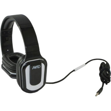 Avid Technology AE-66 Stereo Over-Ear Headphones with Mic