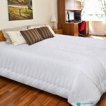 Healthyline Magnetic Therapy Comforter Mongolian Wool Far Infrared Natural Activated by Tourmaline Fiber Improve Blood Circulation, Accelerate Release Toxins, Boosts Metabolism & Enhances Immunity.