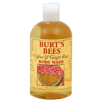 Burt's Bees Body Wash, Citrus & Ginger Root, 12 oz.