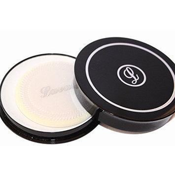 Laval Creme Pressed Face Powder WHITE Halloween - 16g by Laval