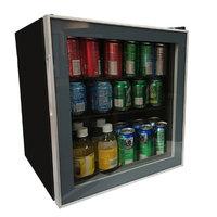 Avanti 1.7 cu. ft. Beverage Cooler - Black