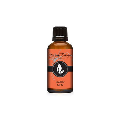 Eternal Essence Oils Happy Men Premium Grade Fragrance Oil - Scented Oil - 30ml