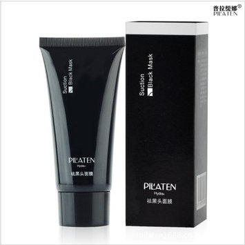 Pilaten Blackhead Remover Deep Cleansing Purifying Peel Acne Treatment Mud Face Mask 60g