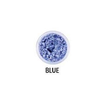 8ML BLUE GLITTER POWDER Snazaroo Body & Face Glitter