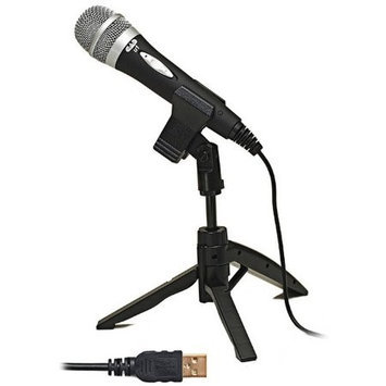 CAD AUDIO U1 Black Recording Microphone
