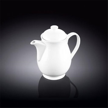 Wilmax 994028 320 ml Tea Pot White - Pack of 36