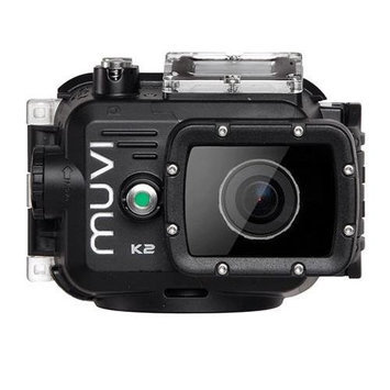Veho Muvi K2 Wireless HD Camera with Wi-Fi 1080p 60fps 100m Waterproof Case