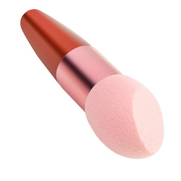 Zodaca High Quality Cosmetic Stipple Fiber Powder Blush Brush Foundation Sponge Makeup Tool Orange