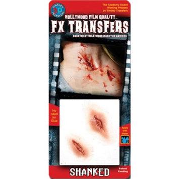 3D Fx Sm Shanked