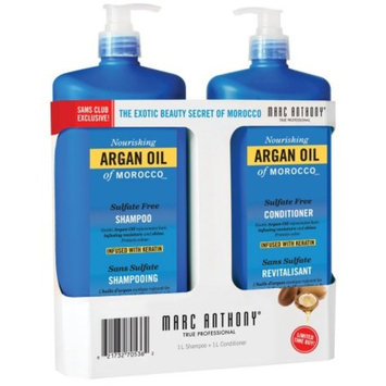 Marc Anthony Argan Oil of Morocco Shampoo & Conditioner (33.8 fl. oz., 2 pk)
