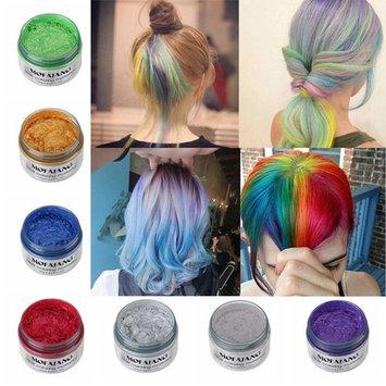 GTIA Men Women Professional Hair Wax Hair Colour Wax Hair Cream Hair Mud Dye Cream Hair Styling Modelling Washes easily - 120g