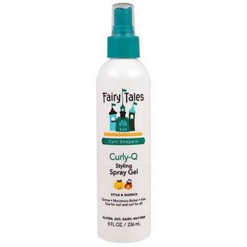 Fairy Tales, Styling Spray Gel, Curly-Q Curl Shapers, 8 fl oz (236 ml)