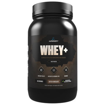 Legion Athletics LEGION Whey - Best Whey Protein Powder for Weight Loss, All Natural Whey Protein Isolate, Lactose F