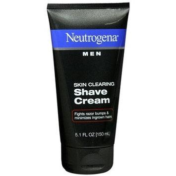 Neutrogena Men Skin Clearing Shave Cream - 5.1 fl oz