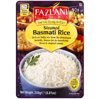 Fazlani 8.81 oz. Steamed Basmati Rice - Case Of 12