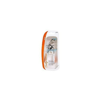 Sally Hansen Beauty Tools, Give'em The Eye-Double Curl Eyelash Curler with Refill (Pack of 2)