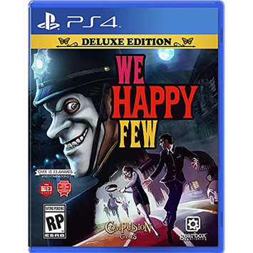 Gearbox Publishing Llc We Happy Few Playstation 4 [PS4] (Deluxe Edition)