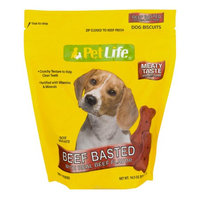 Dollaritem Wholesale Pet Life Dog Biscuit Basted 14.5Z*1Y -Sold by 1 Case of 6 Pieces