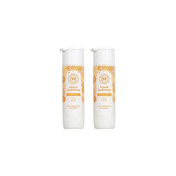 The Honest Company Detangling Hair Conditioner - Perfectly Gentle Sweet Orange Vanilla - 10 Fluid Ounces (Pack of 2)