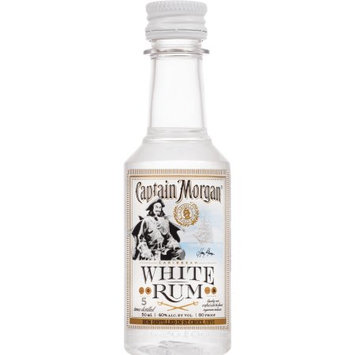 Captain Morgan Rum Co. CAPTAIN MORGAN WHITE RUM 50ML