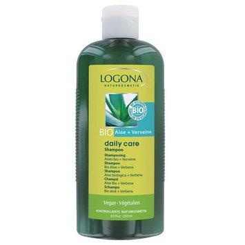 Logona - Daily Care Shampoo Organic Aloe Verbena - 8.5 oz.