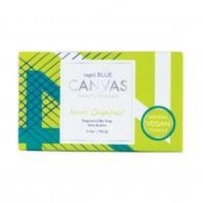 Capri Blue Canvas Collection Bar Soap (Neroli Grapefruit)