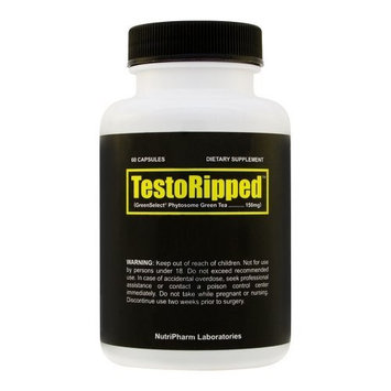 Testoripped - Build Muscle - Diet Pill for Men