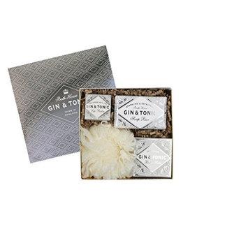 Gin & Tonic Gift Box Set by Bath House
