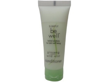 Simply be Well Ginseng Wild Mint Conditioner lot of 18 bottles. Total of 14oz (Pack of 18)