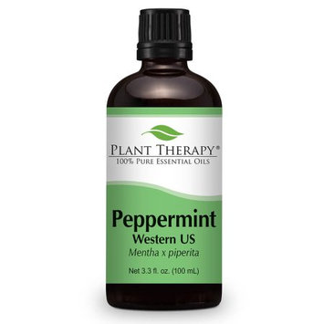 Plant Therapy Essential Oils Peppermint Western U.S. 100 mL