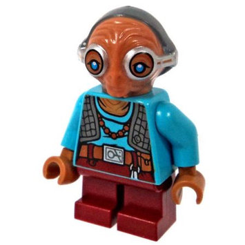 LEGO Star Wars The Force Awakens Maz Kanata Minifigure