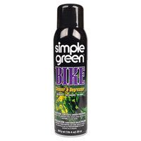 Simple Green 20 oz. Bike Cleaner and Degreaser Aerosol (Case of 12)