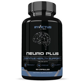 Natural Brain Supplement (60 Caplets) – Clarity, Memory & Focus Booster - Nootropic Scientifically Formulated for Optimal Mental Performance - Cognitive Function & Memory Skill Enhancer