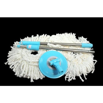 Pro 360 Clean Rotating Spin Mop Dual Drying Replacement Set