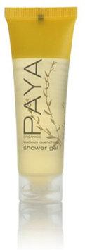PAYA Organics Luscious Quenching Shower Gel lot of 16 bottles