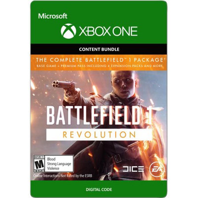 Incomm Xbox One Battlefield 1: Revolution Edition (email delivery)