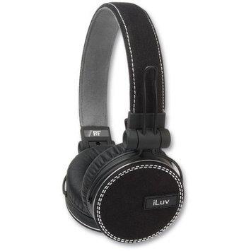 iLuv Deep Bass Headphones Canvas Exterior for Smartphones