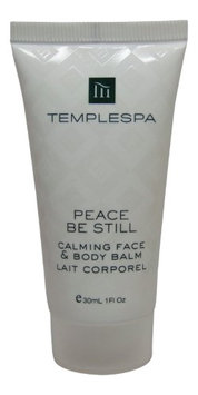Temple Spa Peace Be Still Calming Face Body Balm Lotion 1oz tubes (Pack of 8)