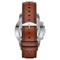 Fossil Hybrid Smartwatch - Q Grant 44mm Light Brown Leather