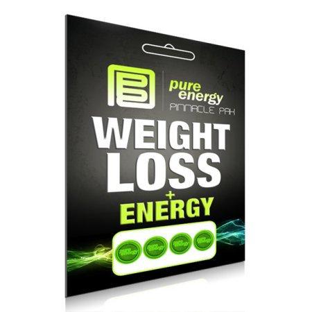 Pure Energy Weight Loss + Energy Pinnacle Pak