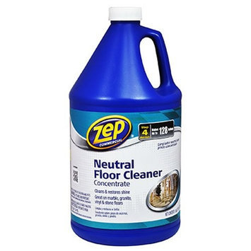 ZEP Cleaning Products 1 gal. Neutral Floor Cleaner (Case of 4) ZUNEUT128