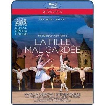 Fye Fille Mal Gardee (The Royal Ballet) [Blu-ray] DVD