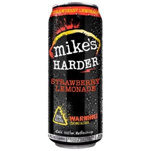 Mike's Hard Lemonade Mike's Harder Strawberry Lemonade, 16 fl oz