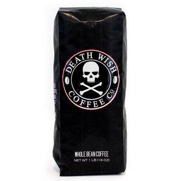 Death Wish Coffee Co Death Wish Coffee Whole Bean 16 oz bag