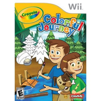 Crave Crayola Adventure: Colorful Journey (Wii)